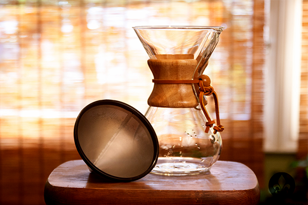 a chemex coffee maker 1