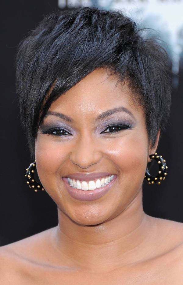 Alicia Quarles Short Pixie Hairstyles For Black Women
