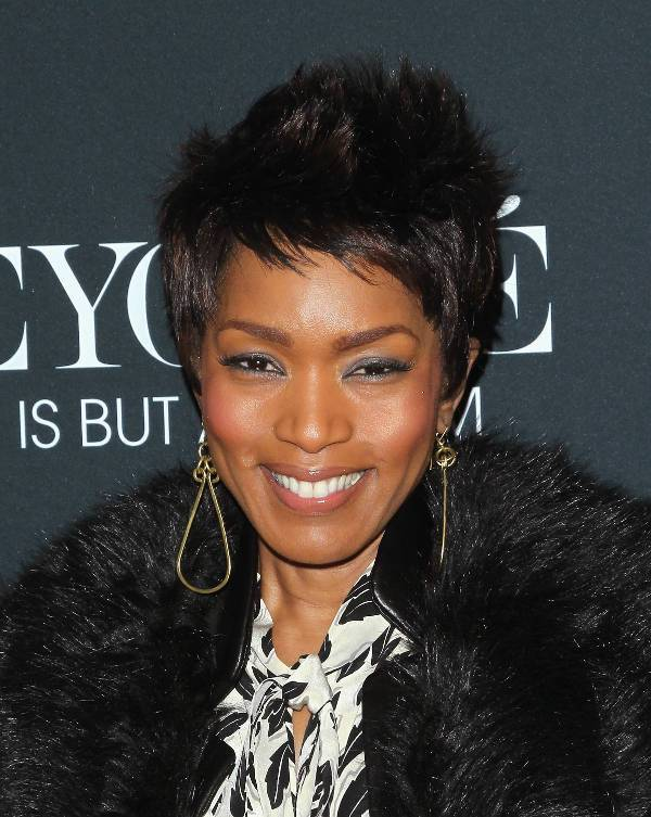 Angela Bassett Short Punk Hairstyles For Black Women