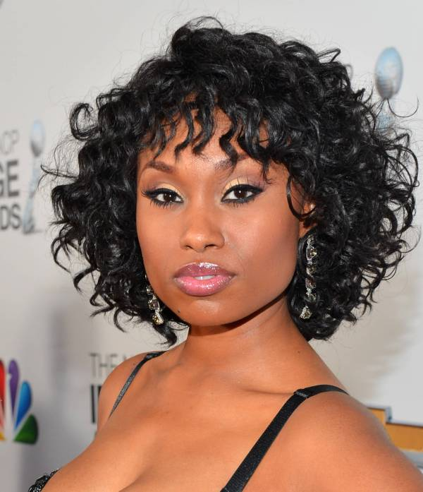 Angell Conwell Short Curly Hairstyles For Black Women