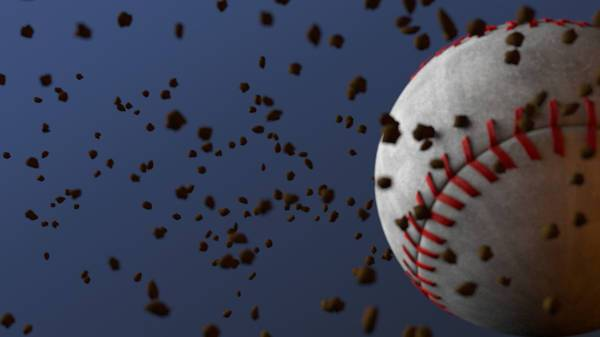 Awesome Baseball Hd Background