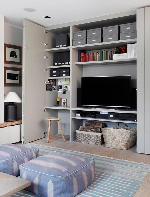 basement storage room ideas