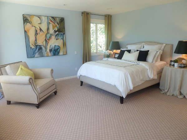 bedroom carpet designs