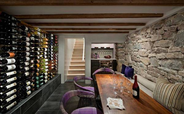 Best Underground Wine Cellar Design