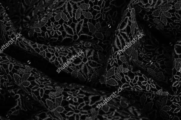 Black Lace Background Designs