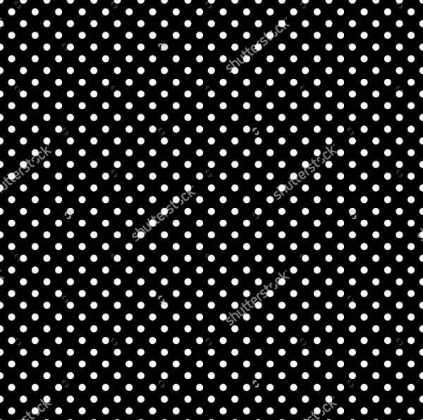 Black Polka Dot Backgrounds