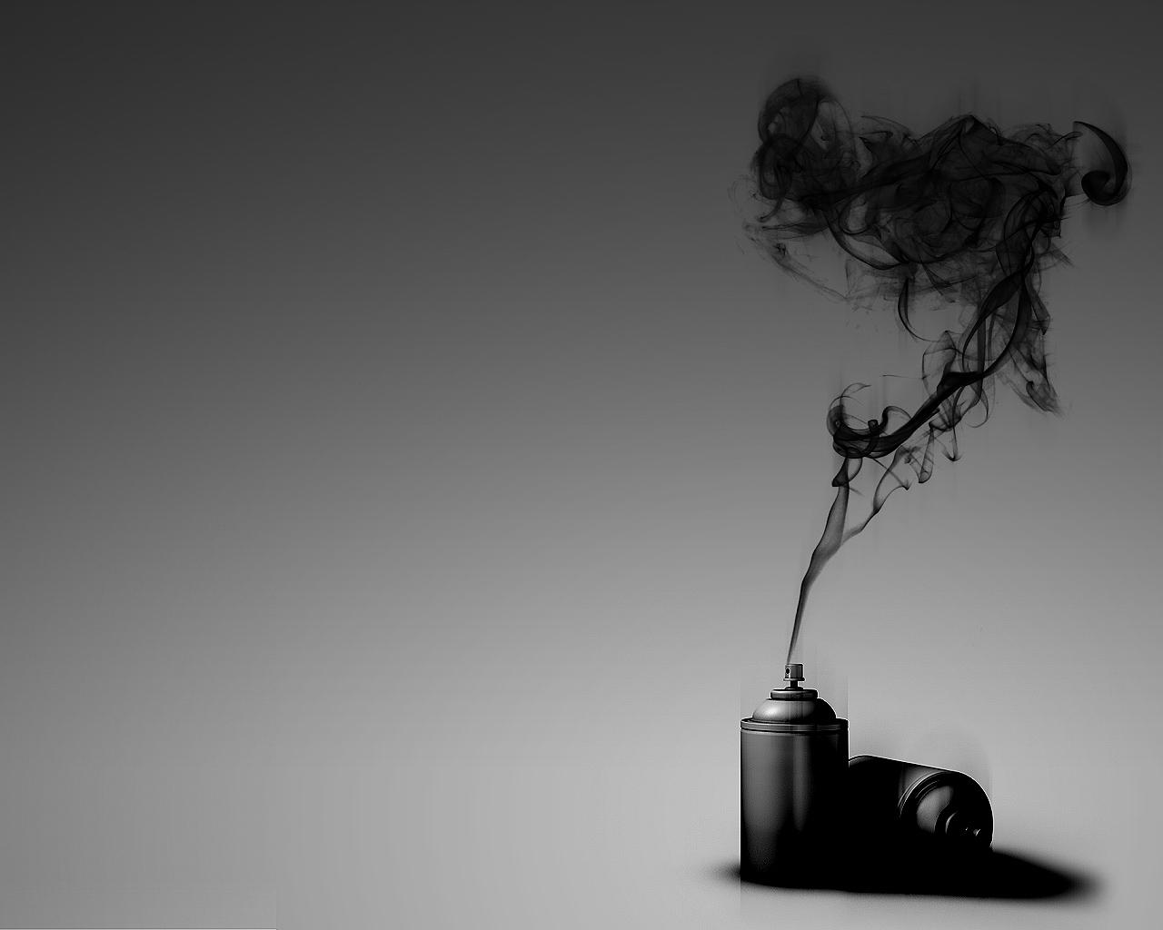 black smoke wallpaper download hq