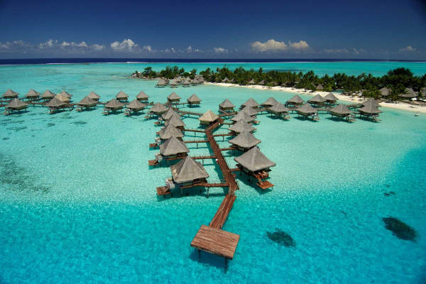 Bora Bora Resort & Thalasso Spa, Bora Bora, French Polynesia