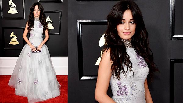 Camila Cabello in Miri Couture