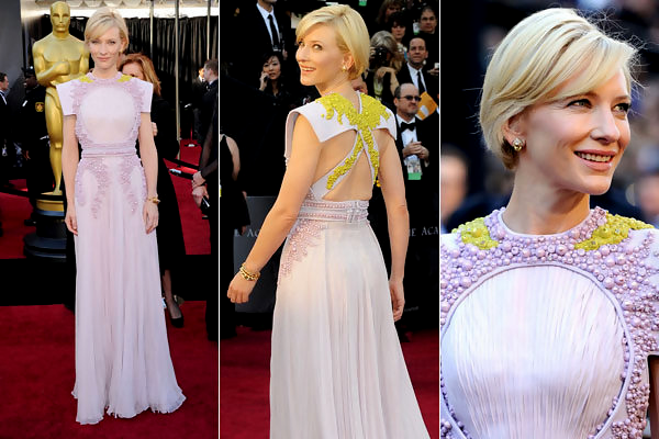 cate blanchett in givenchy couture 2011