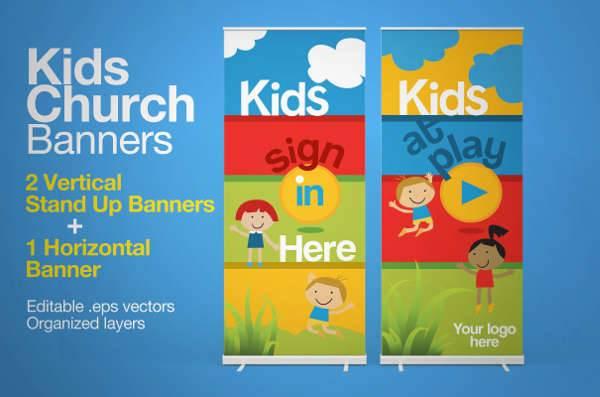 church banner design