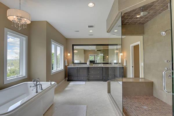 colorful bathroom vanities