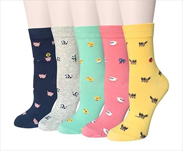 crew cotton socks for women