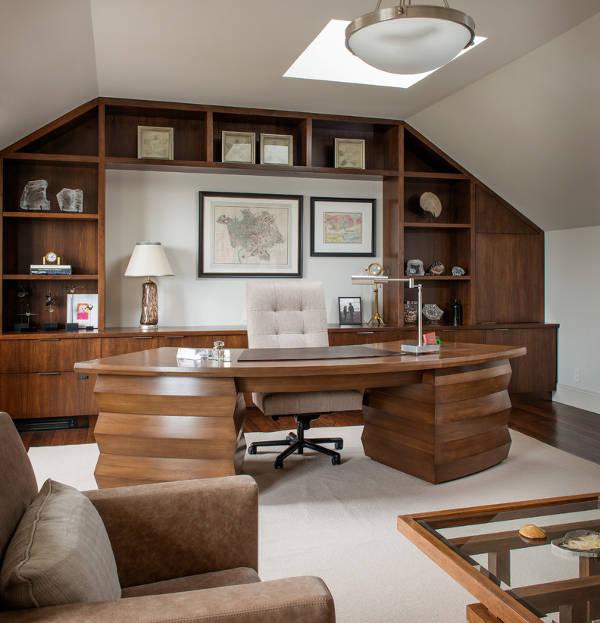 Curved Desk Designs