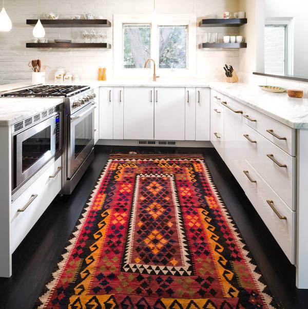 Contemporary Kitchen Rugs: Design Trends - Premium PSD