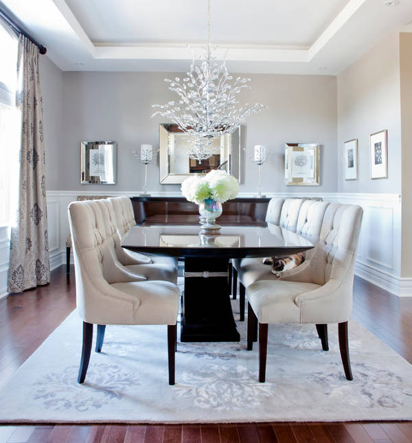 dining room mirror ideas