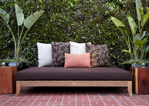 Exterior Daybed Idea
