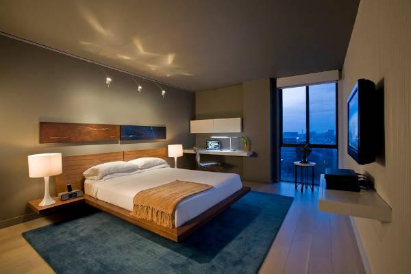 floating bed designs