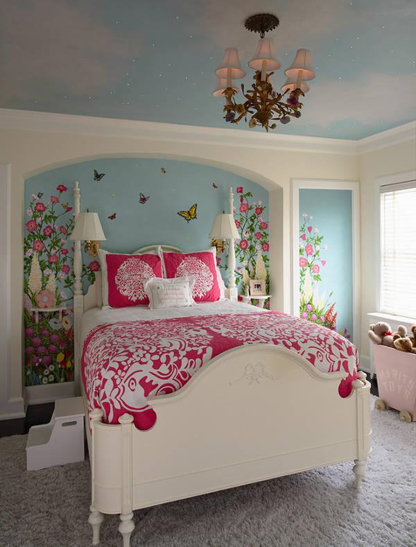 floral bed sheet designs