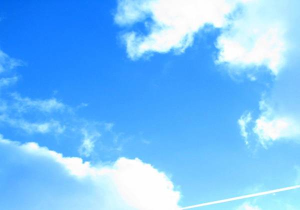 free sky and cloud pattern