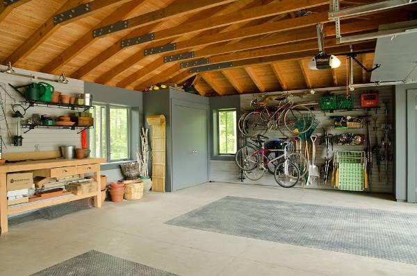 garage storage room designs