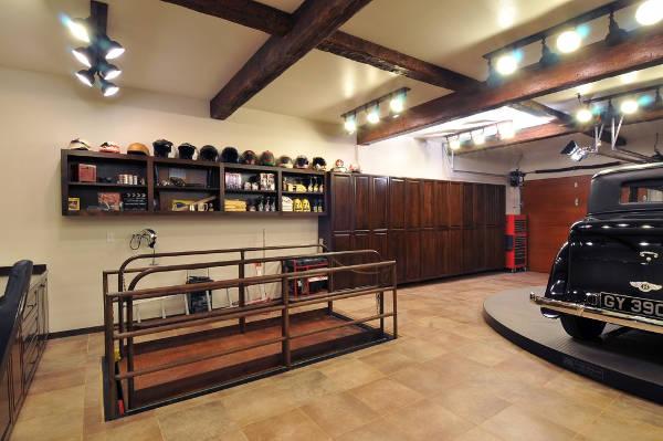 Garage Tile Flooring