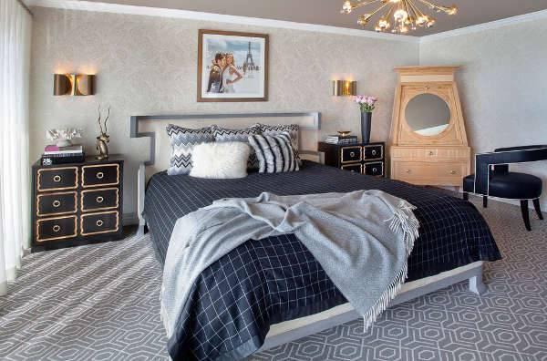 geometric carpet designs