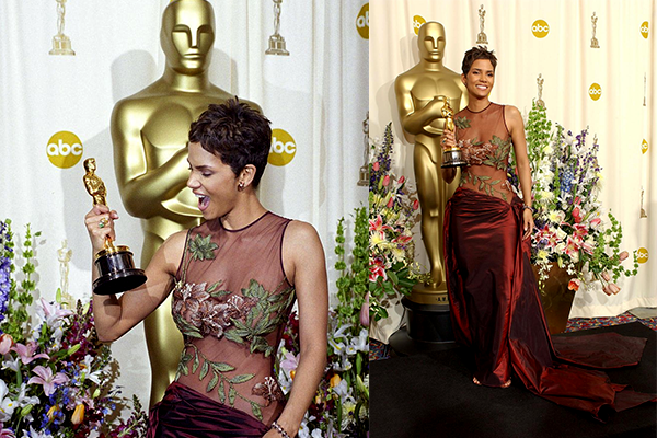 halle berry in elie saab 2002