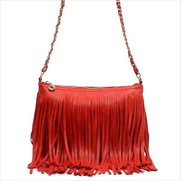 hipster vintage fringe handbag