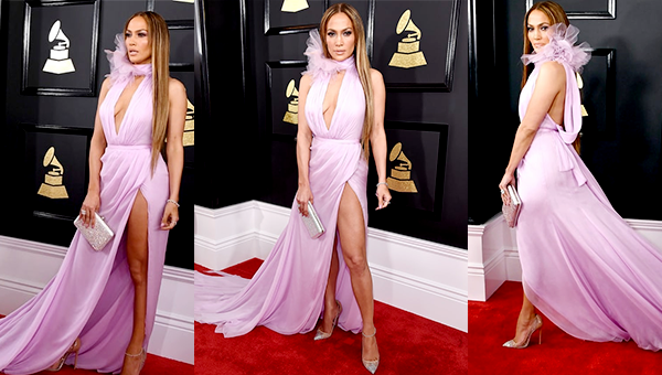 Jennifer Lopez in Ralph and Russo