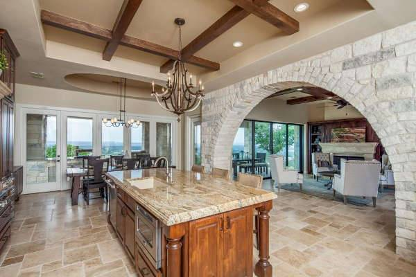 10 Travertine Kitchen Tile Designs Ideas Design Trends