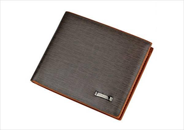Luxury Bifold Wallet for Men