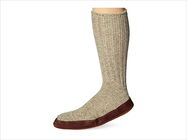 men's designer slipper socks