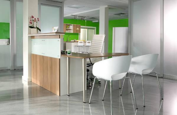 modern reception desk designs