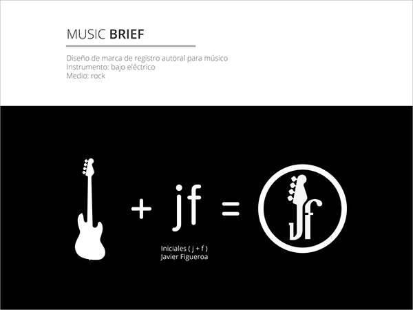 music branding designs