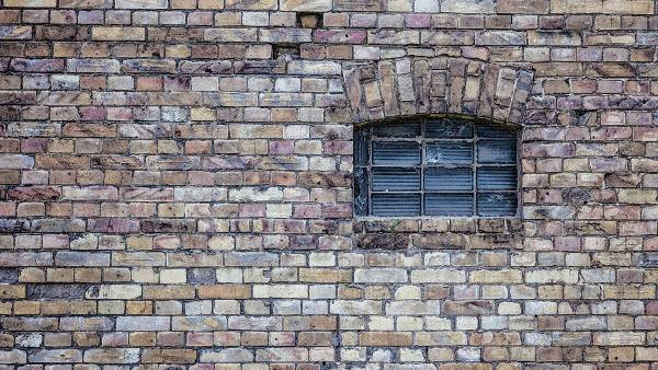 Nice Window in a wall