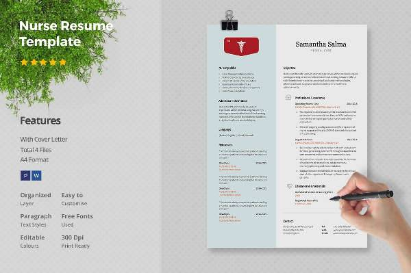 nursing resume designs