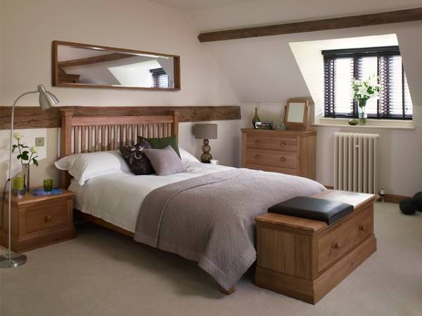 Oak Bedroom Furniture Design