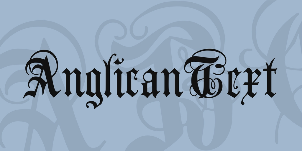old english calligraphy lettering font hq