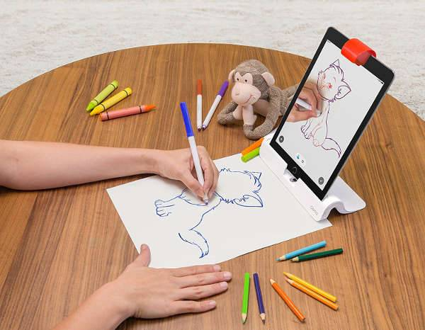 osmo genius kit gaming system for ipad