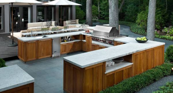 15+ Outdoor Kitchen Design, Ideas | Design Trends - Premium PSD ...