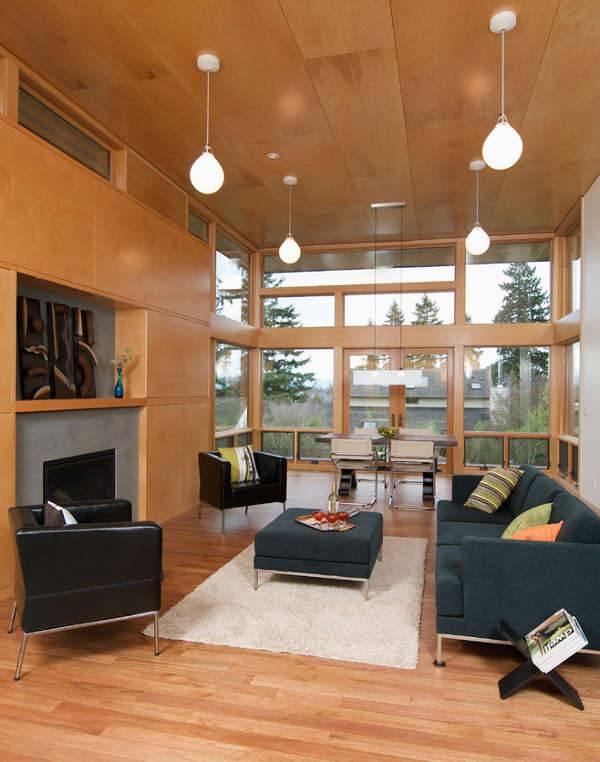 10+ Living Room Lighting Designs, Ideas | Design Trends ...