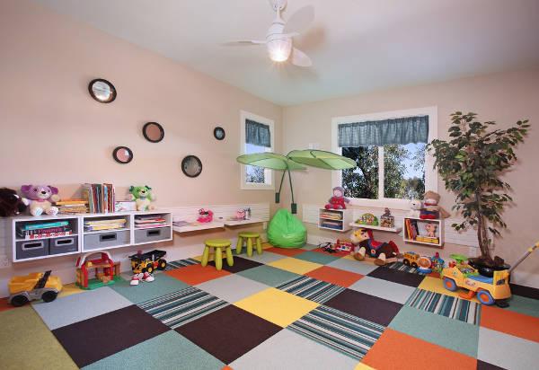 Playroom Rug Ideas