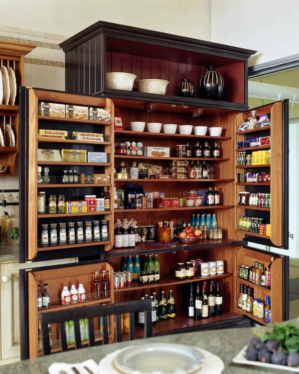 portable wood pantry cabinets