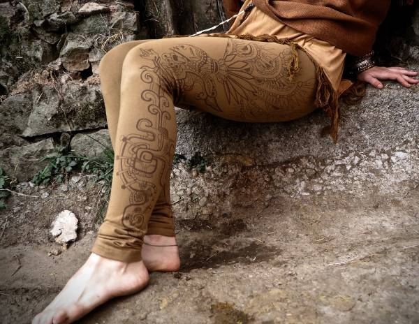 Printed Legging Designs For Women
