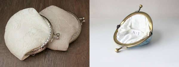 Purse Style Engagement Ring Box