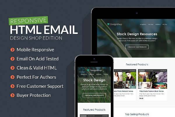 Responsive Email Designs