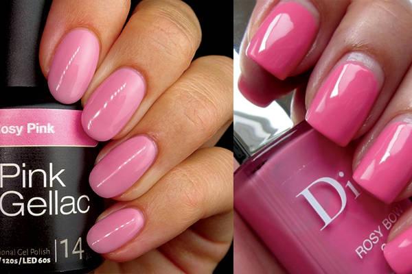 rosy nail polish2