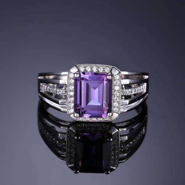 sapphire ring designs for men