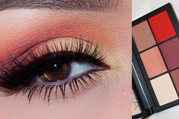 sexy crimson eyeshadow2